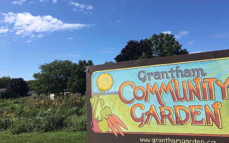 Grantham Community Garden